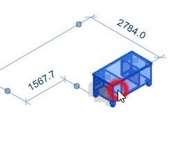 selected loadable family in revit